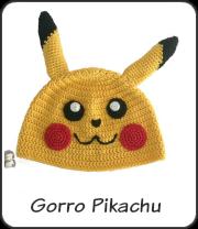 Gorro Pikachu