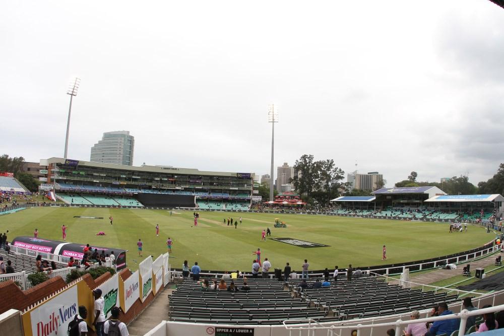 Kingsmead Cricket Ground - Durban, KwaZulu-Natal - Stadium