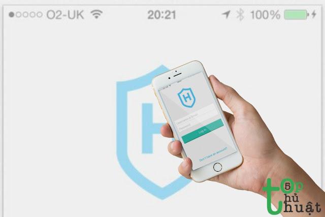 Hidden Anti Theft - ứng dụng chống trộm sinh ra cho iFan