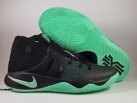 Sepatu Basket Nike Zoom Kyrie Irving 2 Green Glow