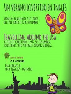Campamento de Verano en Vigo - LA CAMELIA