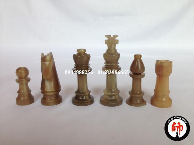 Bán bộ cờ vua đẹp bằng gỗ