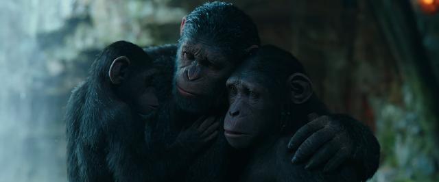 Resultado de imagen de blogspot, La guerra del planeta de los simios (2017)