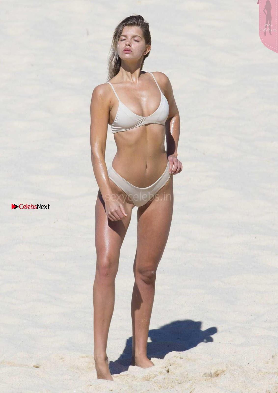 Kristina Mendonca Sexy tiny thongs Bikini Shoot WOW Sexy ass Beautiful Blond