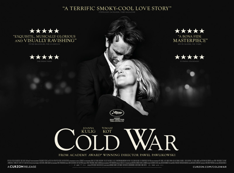 cold war film poster