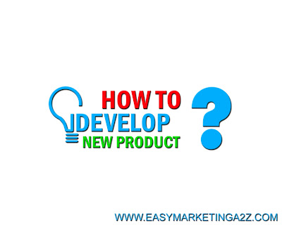 How to develop new product ?