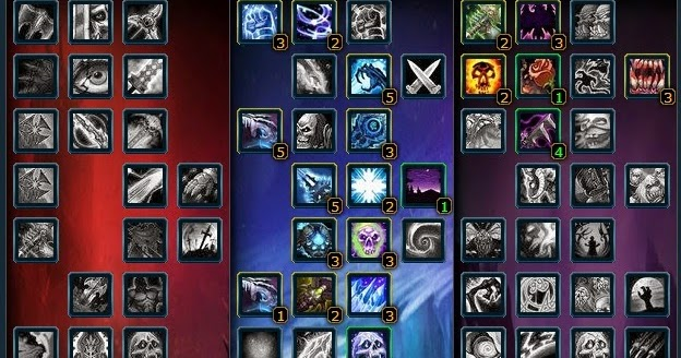 Wow Best Pvp Pve Talent Leveling Guide Pve Dps Frost Dk Talent Glyphs Guide Wow Wotlk 3 3 5