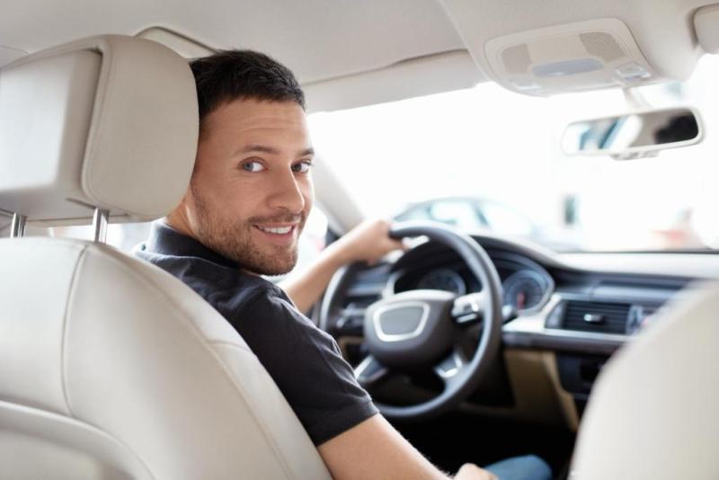 Как стать водителем в Uber