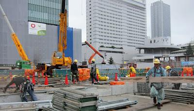 Trabalhadores estrangeiros no Japão