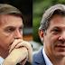 Bolsonaro tem 40% dos votos e Haddad tem 25%, diz Datafolha