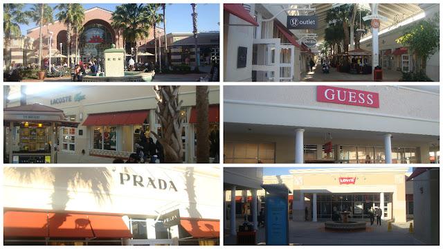 Lojas do Outlet Premium - Orlando - FL