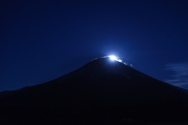 パール富士~朝霧高原(静岡)
