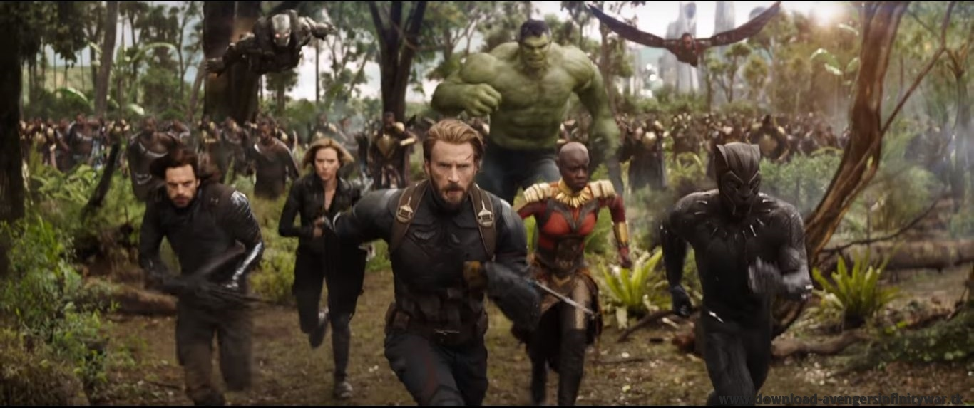 How to download avengers: infinity war full movie 720p 1080p free?