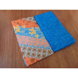 Kain Batik dan Embos 013 D