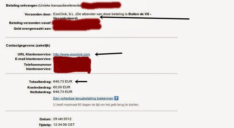 Google adsense alternative site Exoclick - Earn Money from Blog Ads