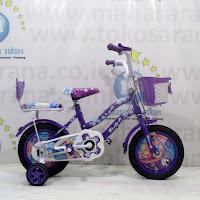 12 lazaro sepeda anak perempuan