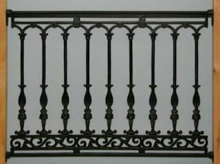 Railing Balkon Besi Tempa Minimalis, railing balkon besi tempa gambar balkon besi tempa harga balkon besi tempa contoh balkon besi tempa