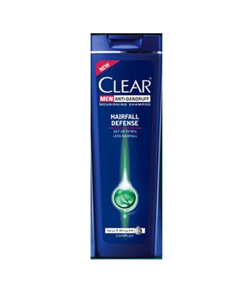 Clear Men Hair Fall Defense Shampoo 180 ML