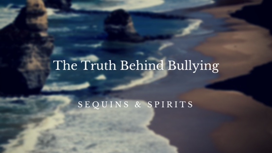 the truth behind bullying blog post