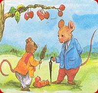 قصة فأر المدينة وفأر القرية