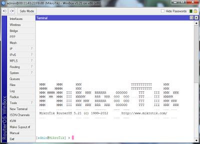 تحميل نسخة ميكروتيك 5.21