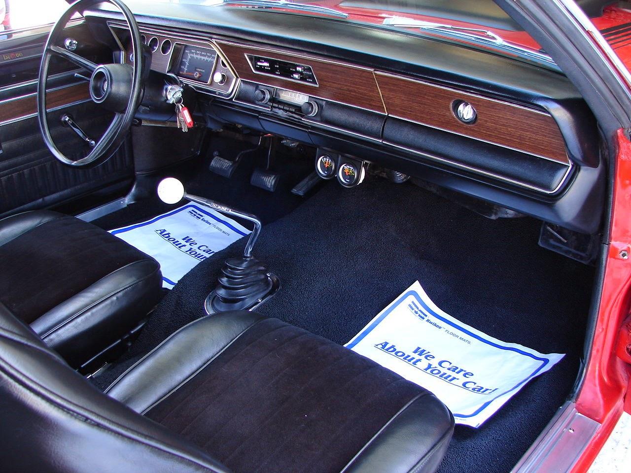 Dodge Conversion Van >> All American Classic Cars: 1972 Dodge Dart Demon 340 2-Door Coupe