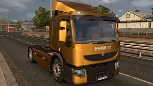 Renault Premium Edit by Esteban_Arg