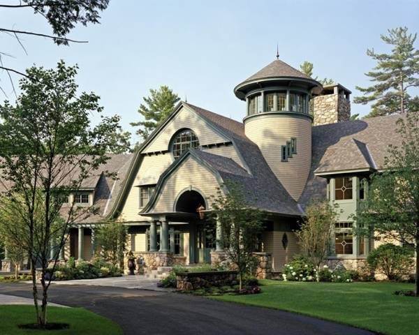 Eight bedroom beautiful house in new hampshire most for Home builders in new hampshire