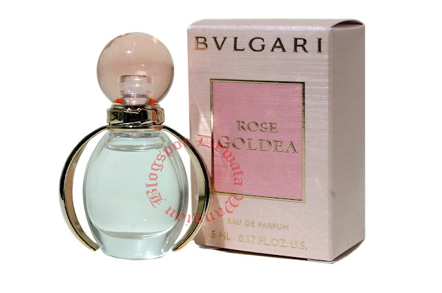 Bvlgari Rose Goldea Miniature Perfume