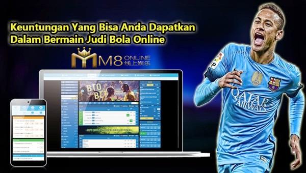 menang terus main judi bola online