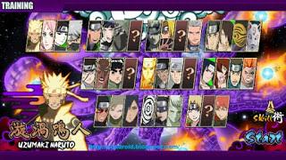 Naruto Senki Mod v1.17 Apk 2016