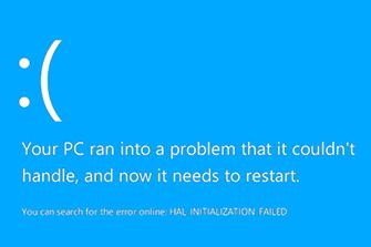 Cara Memperbaiki Blue Screen Atau Crash | Solusi Masalah