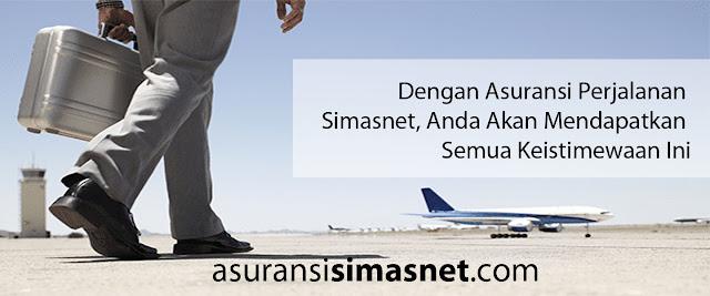 Simasnet Travel Insurance Asuransi Perjalanan Terbaik