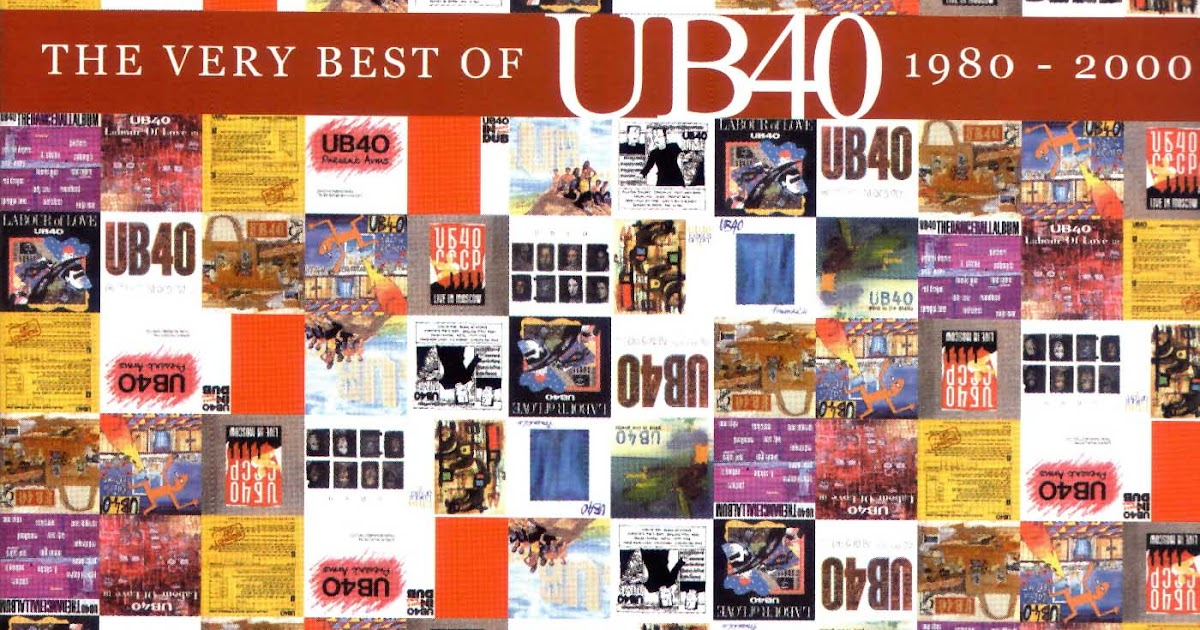 Mp3 320K] [M4A 288K] [FLAC] [CD-Audio] UB40 : The Very Best