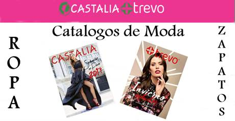 Castalia Catálogo Zapatos, Ropa y Accesorios