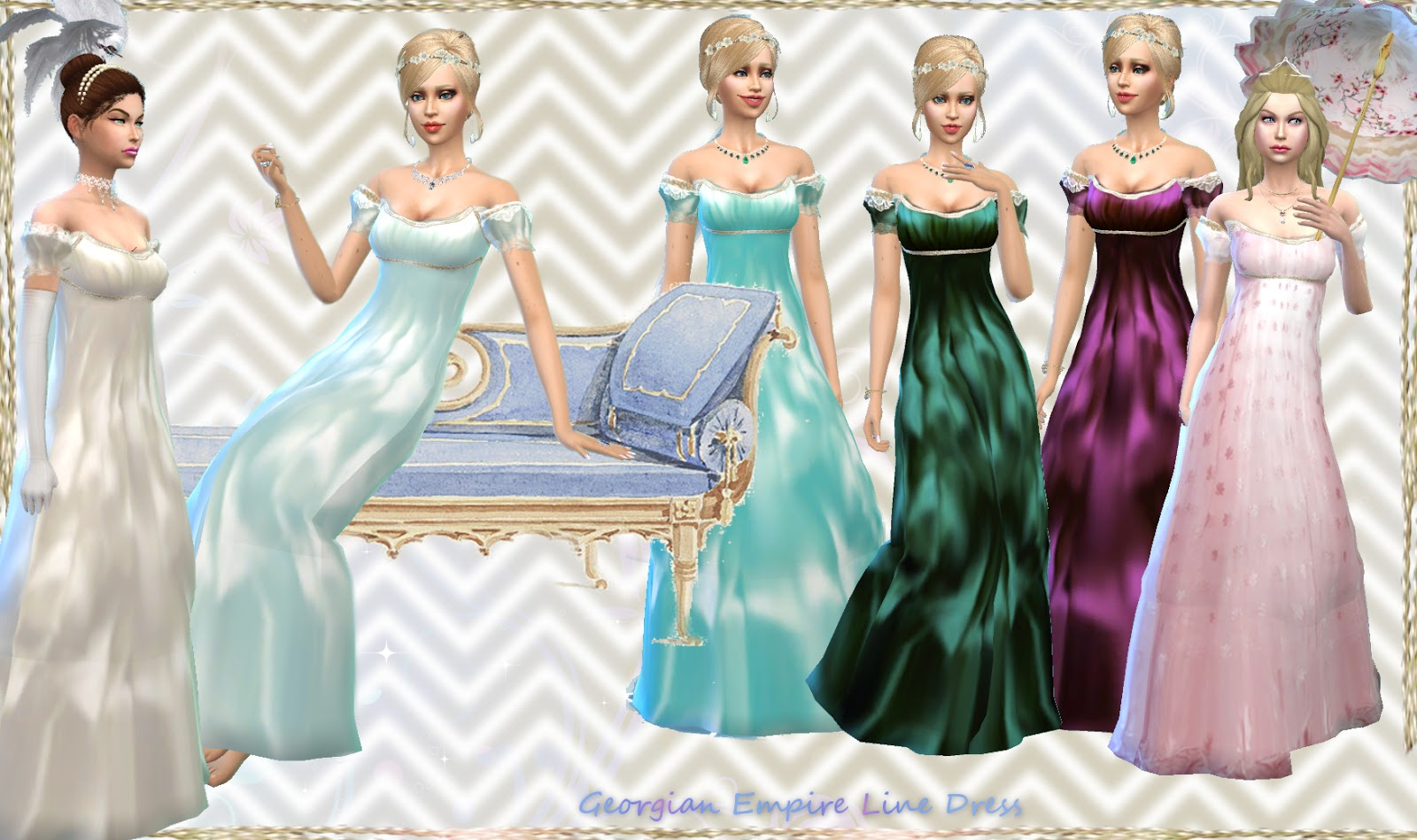 Mythical Dreams Sims 4