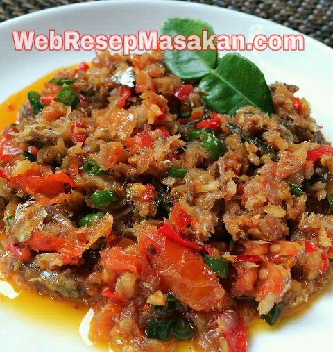 Sambal Goreng Ikan Peda, resep sambal goreng ikan peda,