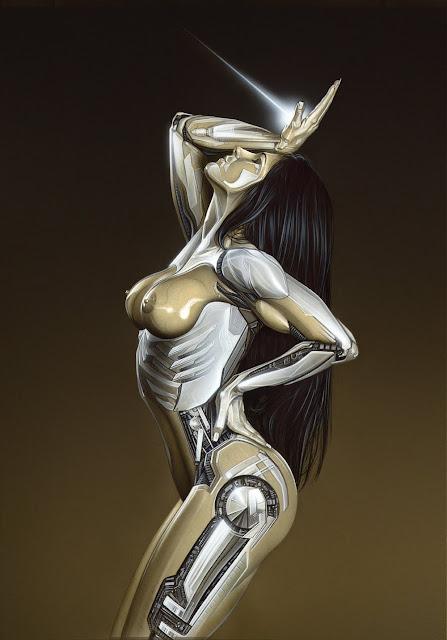 Carla Gyborg ilustracion aerografia pin up fantasia