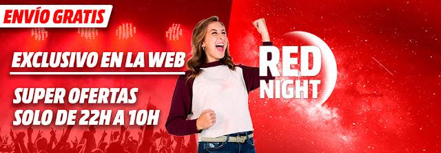 Mejores ofertas de la Red Night de Media Markt 2 octubre de 2018