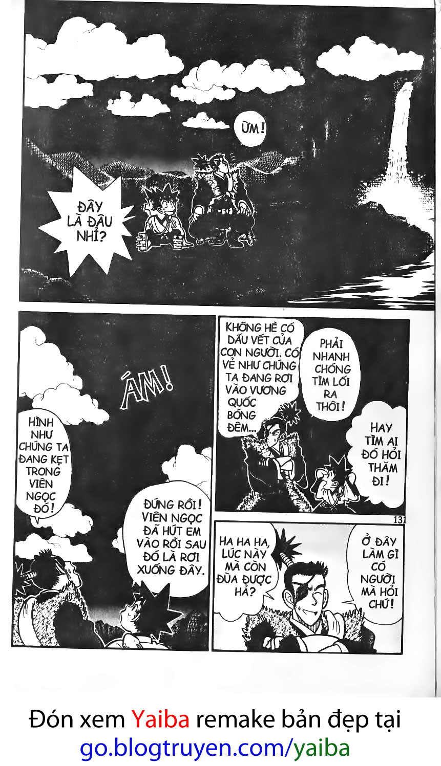 Yaiba chap 97 trang 4