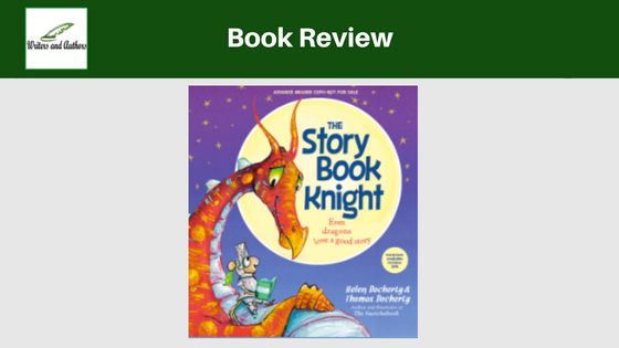 Book Review: The Storybook Knight by Helen Docherty