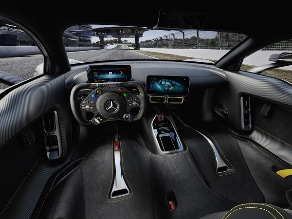 Interior Mercedes-AMG Project ONE
