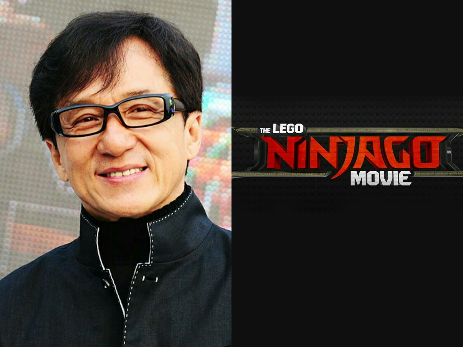 Jackie Chan Leads The Voice Cast For THE LEGO NINJAGO MOVIE
