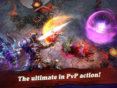 Clash for Dawn V1.1.1 MOD Apk-screenshot-2