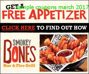 Smokey Bones coupons march