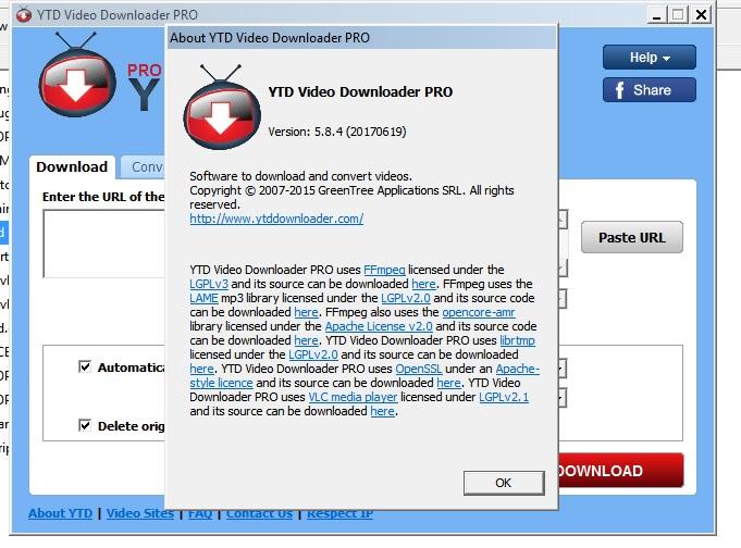 free youtube download v 4.1 84 activation key