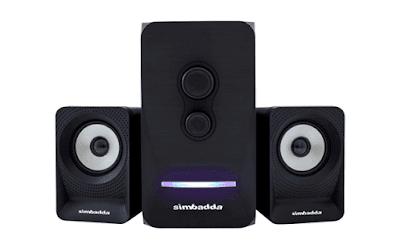 Harga Speaker Aktif Simbadda CST 5000 N Hitam