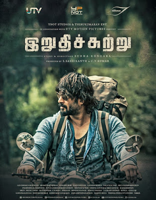 Irudhi Suttru (2016) 1080p HD hindi dubbed Tamil movie