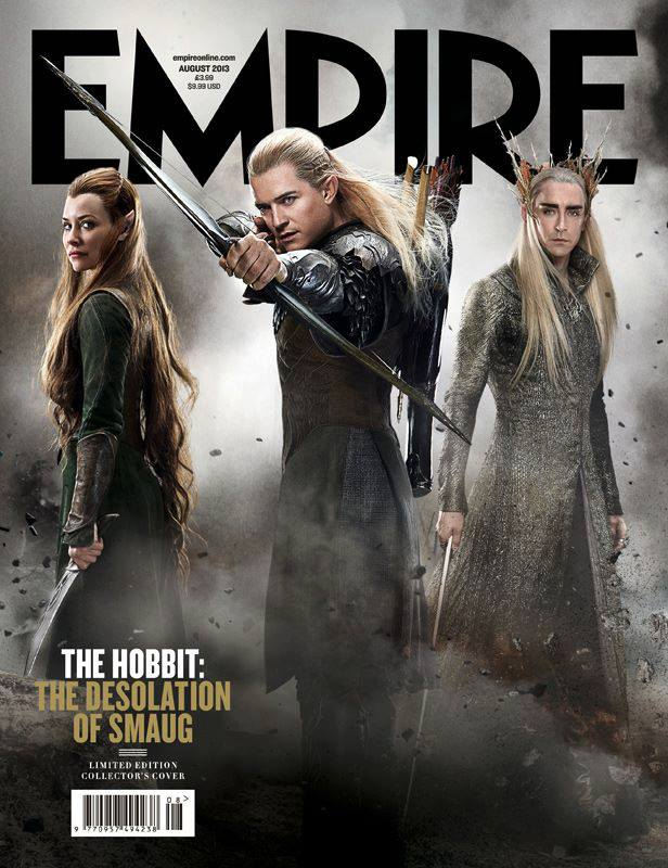 The Elves of Mirkwood Empire magazine