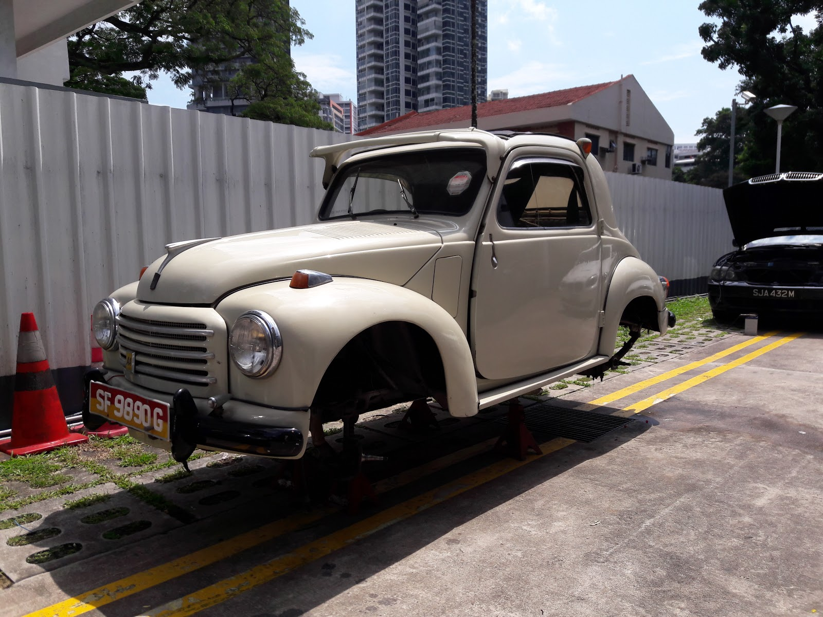 Singapore Vintage and Classic Cars: More than an old car #75: Fiat ...